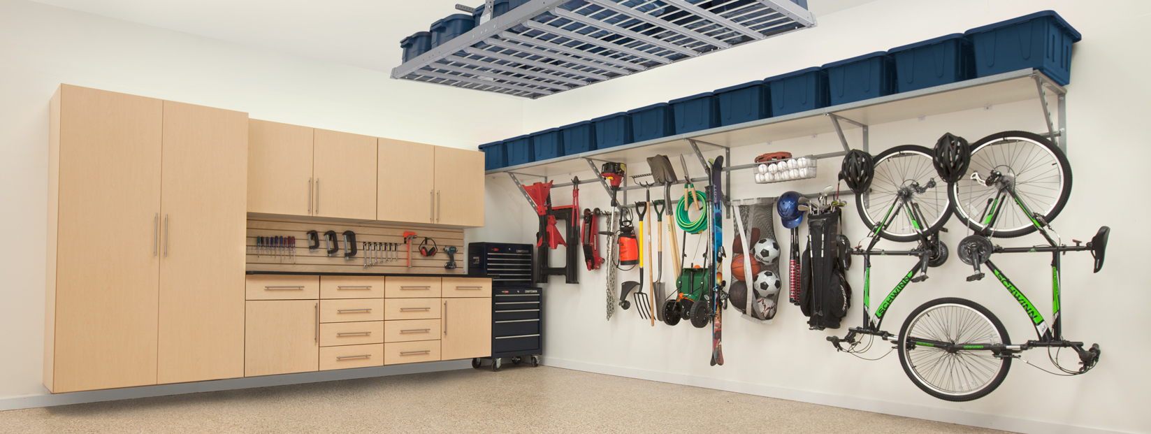 garage storage in Daly City