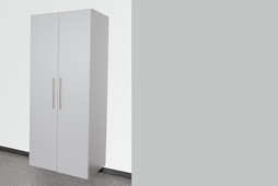London Grey Cabinet Option